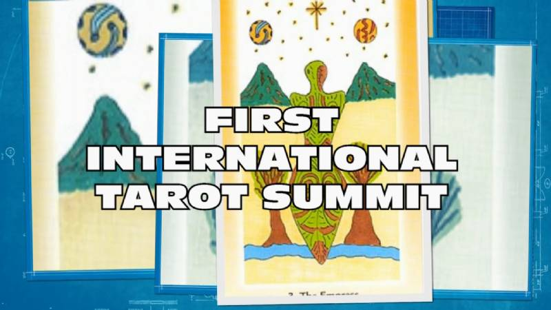 Abertura e Convite do International Tarot Summit